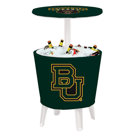 The Baylor Bears Four Seasons Event Cooler Table by Victory Corps - 810024BAY-002