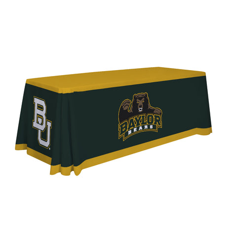 Baylor Bears 6' Table Cloth Throw Cover by Victory Corps - 810026BAY-001