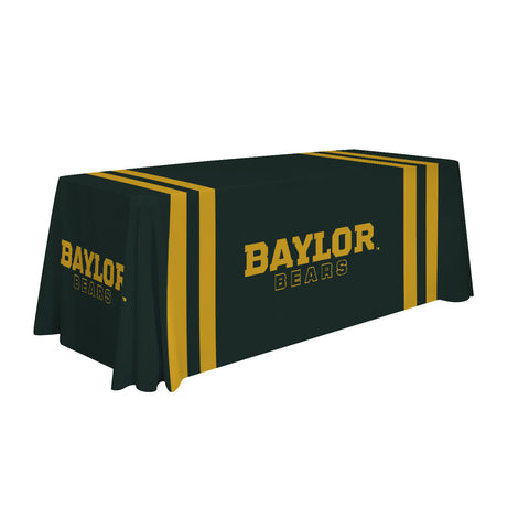 Baylor Bears 6' Table Cloth Throw Cover by Victory Corps - 810026BAY-002