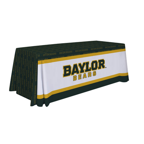 Baylor Bears 6' Table Cloth Throw Cover by Victory Corps - 810026BAY-003