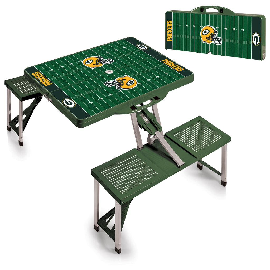 Green Bay Packers Picnic Table