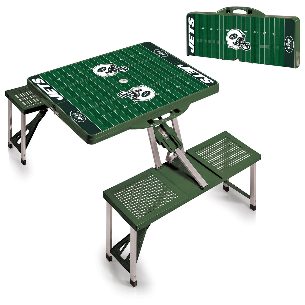 New York Jets Picnic Table