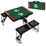 Arizona Cardinals picnic table - Portable