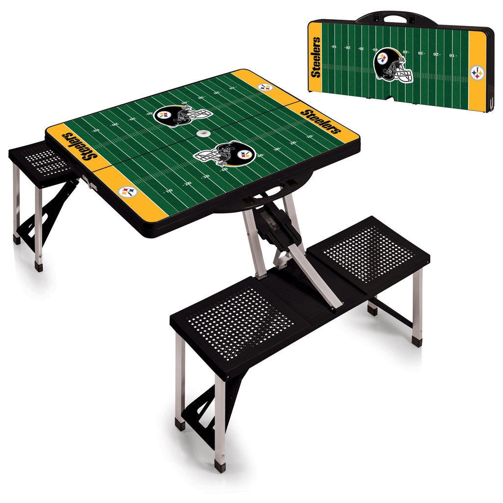 Pittsburgh Steelers Picnic Table
