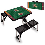 Washington Redskins Picnic Table