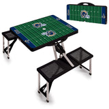 Los Angeles Rams Picnic Table