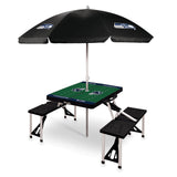 Seattle Seahawks Picnic Table