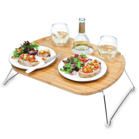 The Mesamio Wine Service Table by Picnic Time