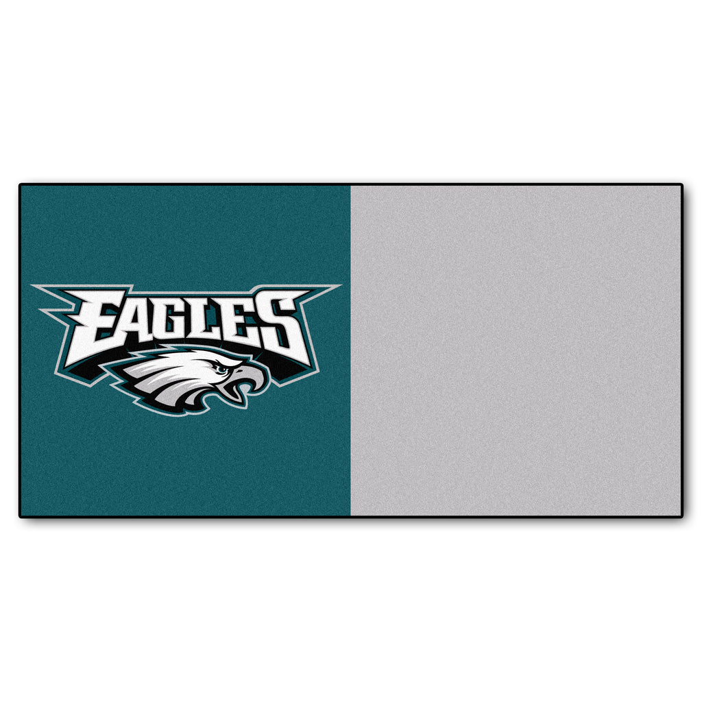 Team Carpet Tiles - Philadelphia Eagles