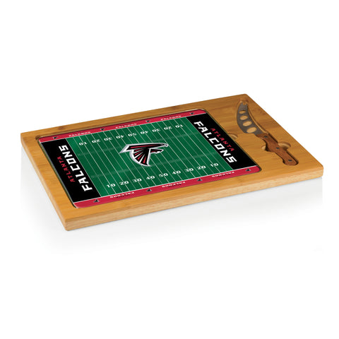 Icon Cutting Board - Atlanta Falcons