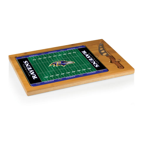 Ravens Icon Cutting Board - Baltimore