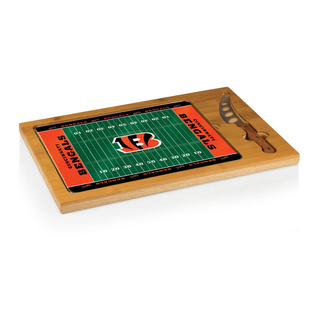 Cincinnati Bengals Icon cheese board picnic time