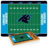 Carolina Panthers Icon cutting board