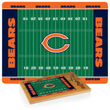 Chicago Icon by picnic time Bears cutting board