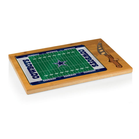 Picnic Time Icon Cutting board Dallas Cowboys