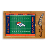 Broncos Icon cutting board Denver cheese party
