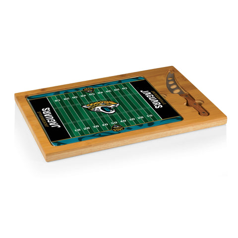 Jacksonville Jaguars Icon Cutting Board