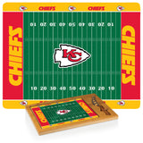 Kansas City Chiefs Icon Cutting Board