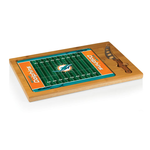 Miami Dolphins Icon Cutting Board