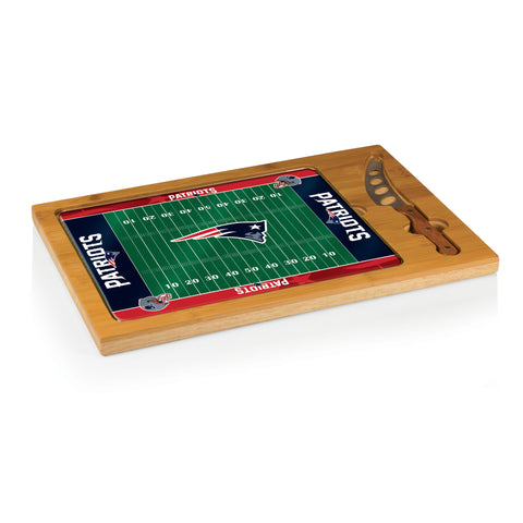 New England Patriots Icon Cutting Board