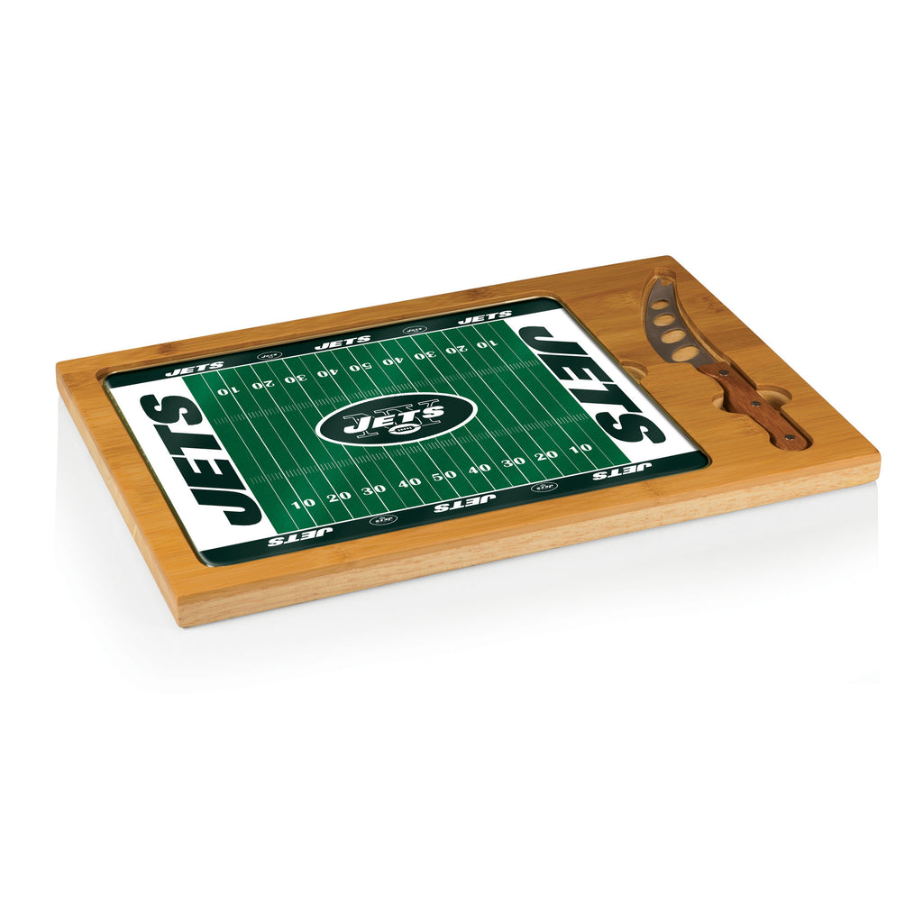 New York Jets Icon Cutting Board
