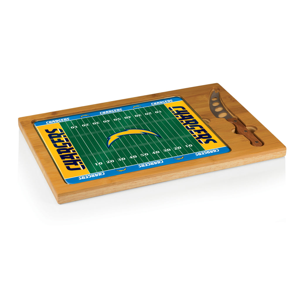 San Diego Chargers Icon Cutting Board