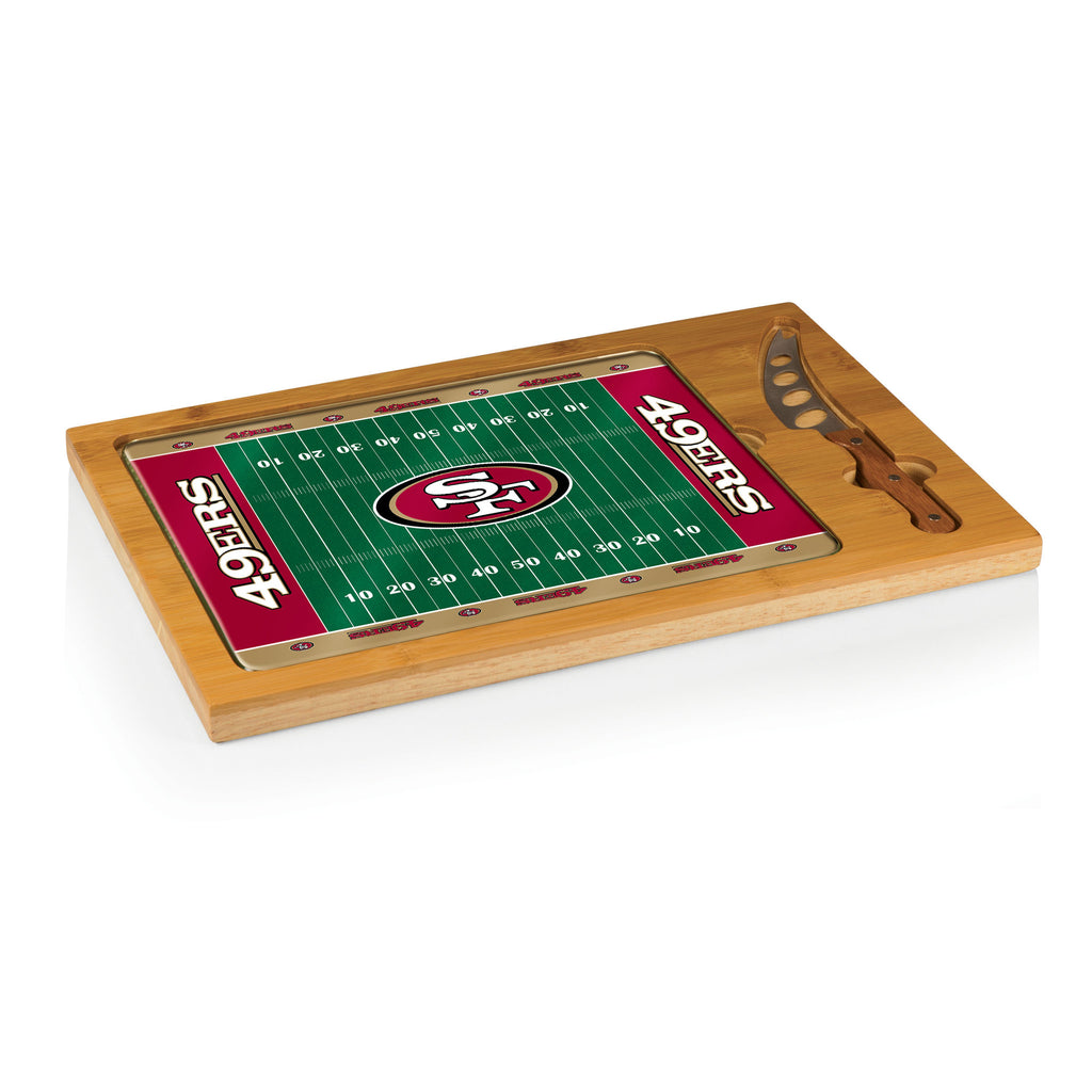 San Francisco 49ers Icon Cutting Board