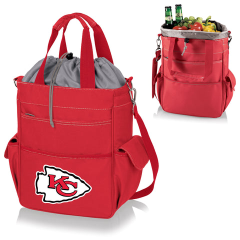 Kansas City Chiefs Activos, Coolers and Tote bags from Picnic Time