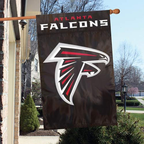 Atlanta Falcons  Applique Banner Flag Party Animal Afat