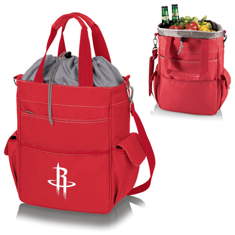 Houston Rockets Activo Coolers and Tote Bags by Picnic Time