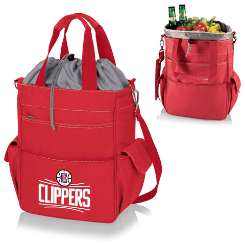 Los Angeles Clippers Activo Coolers and Tote Bags by Picnic Time