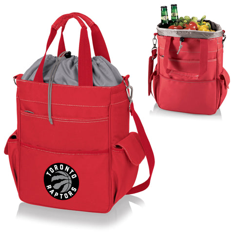 Toronto Raptors Activo Coolers and Tote Bags by Picnic Time