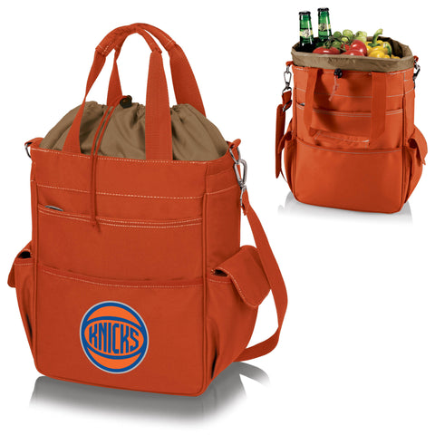 New York Knicks Activo Coolers and Tote Bags by Picnic Time