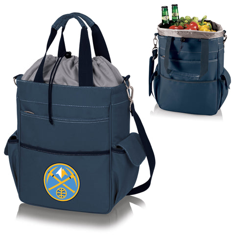 Denver Nuggets Activo Coolers and Tote Bags by Picnic Time