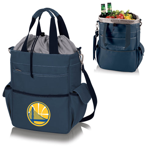 Golden State Warriors Activo Coolers and Tote Bags by Picnic Time
