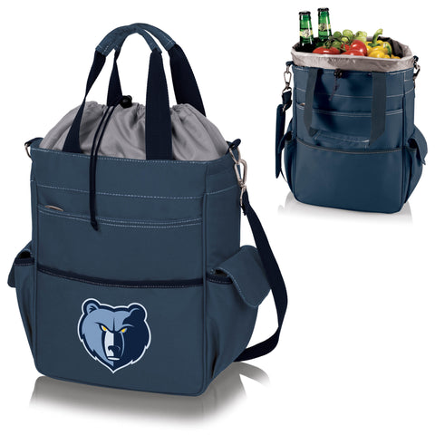 Memphis Grizzlies Activo Coolers and Tote Bags by Picnic Time