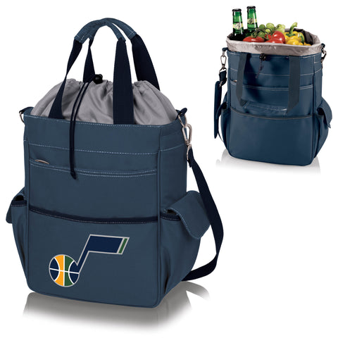 Utah Jazz Activo Coolers and Tote Bags by Picnic Time