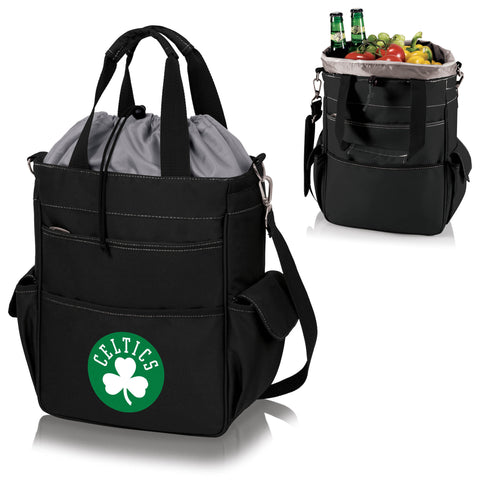 Boston Celtics Activo Coolers and Tote Bags by Picnic Time
