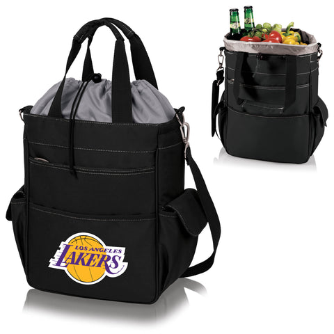 Los Angeles Lakers Activo Coolers and Tote Bags by Picnic Time
