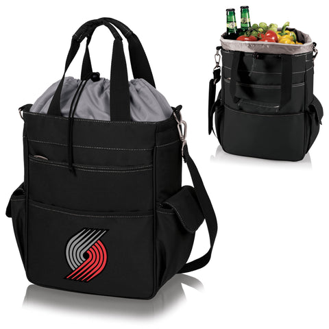 Portland Trailblazers Activo Coolers and Tote Bags by Picnic Time
