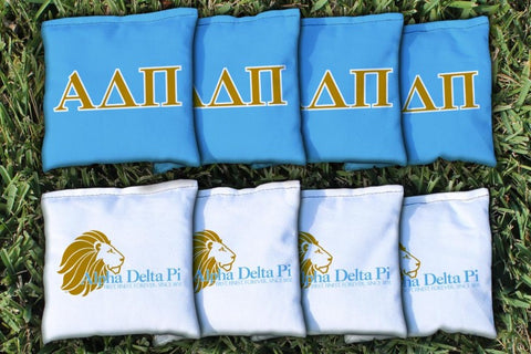 Alpha Delta Pi Cornhole All Weather Bags Victory Tailgate 31343