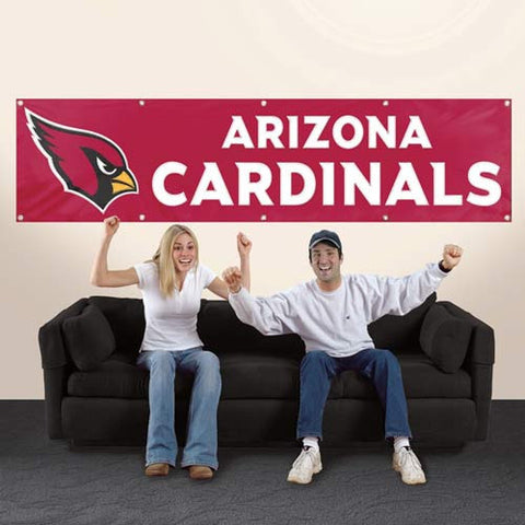 The Arizona Cardinals Giant Banner Party Animal BAC