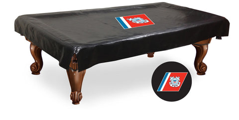 U.S. Coast Guard Billiard Table Cover