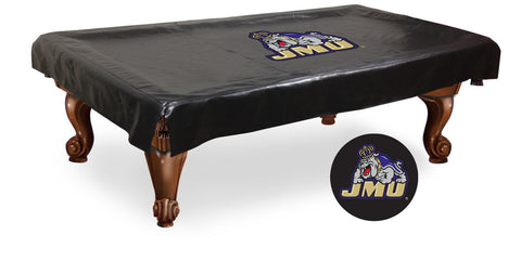 James Madison Dukes 7 Ft Pool Table Cover by Holland Bar