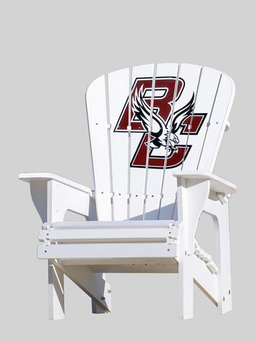 The Boston College Eagles Adirondack Chairs by Key Largo