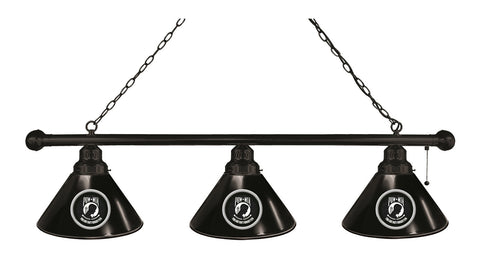 POW/MIA 3 Shade Billiard Light