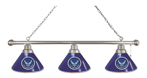 U.S. Air Force 3 Shade Billiard Light
