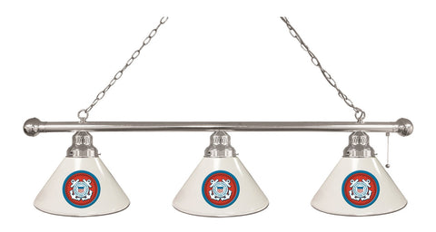 U.S. Coast Guard 3 Shade Billiard Light