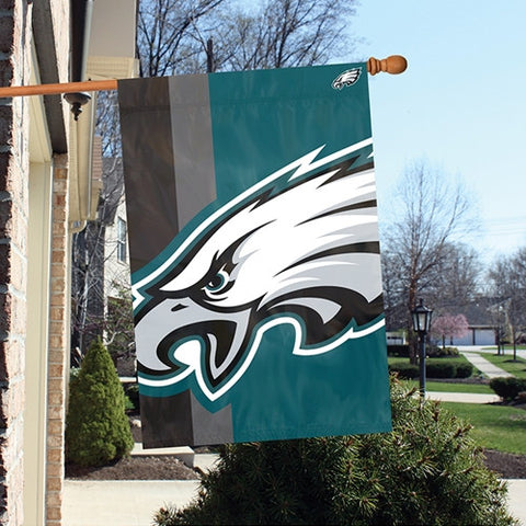The Philadelphia Eagles Logo Bold Flag by Party Animal - BLPH