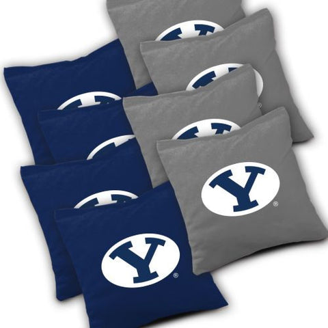 Brigham Young Cougars Corn Hole Bags from AJJ Cornhole